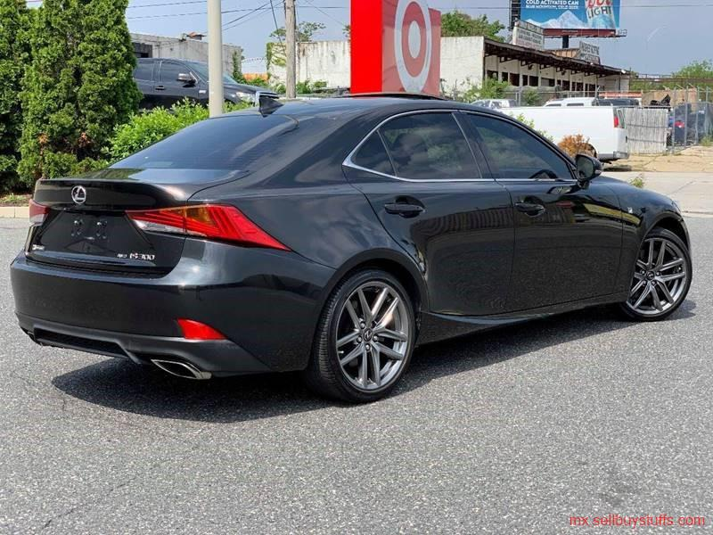 second hand/new: 2017 Lexus IS300 AWD F-Sport for sale