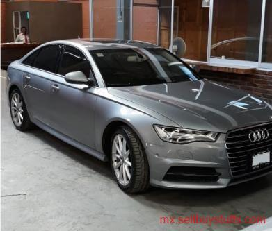 second hand/new: VENTA DE AUTOS BLINDADOS SEMINUEVA AUDI A6 3.3 HP 333