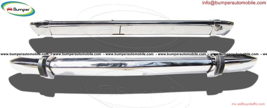 second hand/new: BMW 2002 bumper short (1968-1971) stainless steel