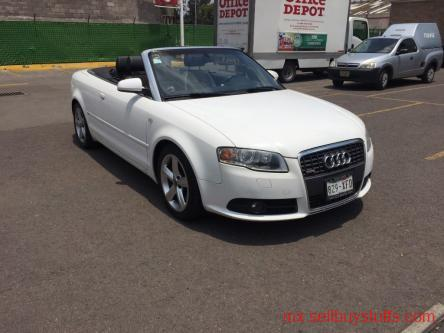 second hand/new: Audi A4 Descapotable en pagos