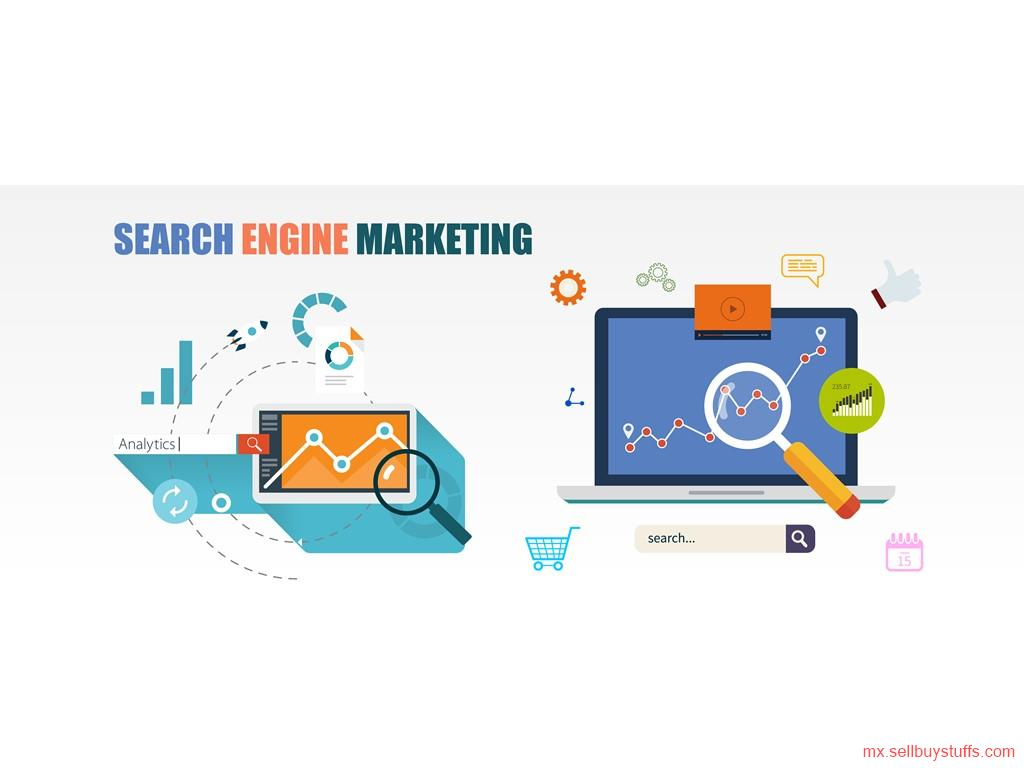second hand/new: Search Engine Marketing Agency
