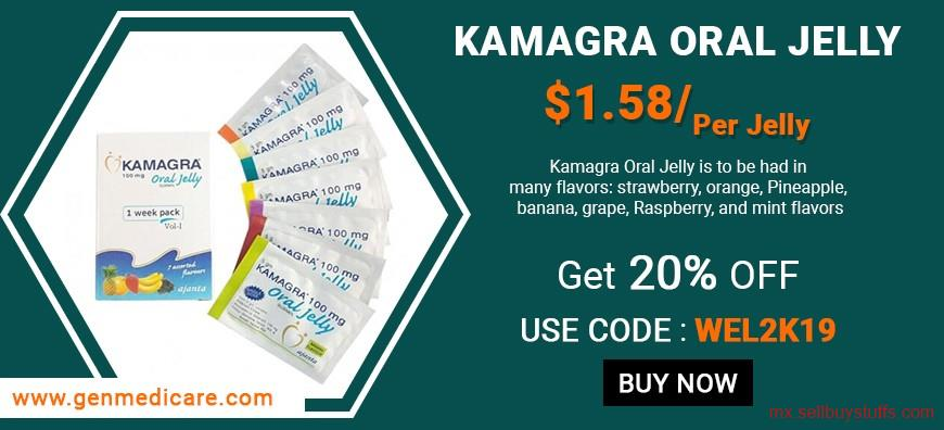 second hand/new: Buy Kamagra Oral Jelly